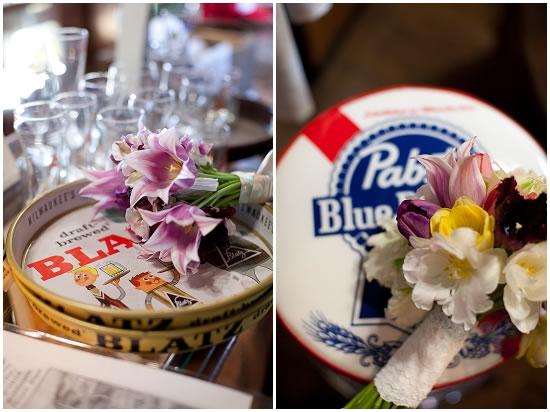 Beer Wedding Decorations