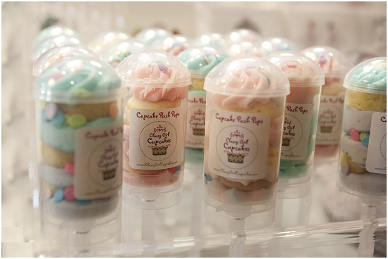 Cup Cake Pops from Classy Girl