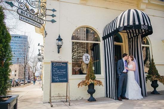 First Date Wedding Photos