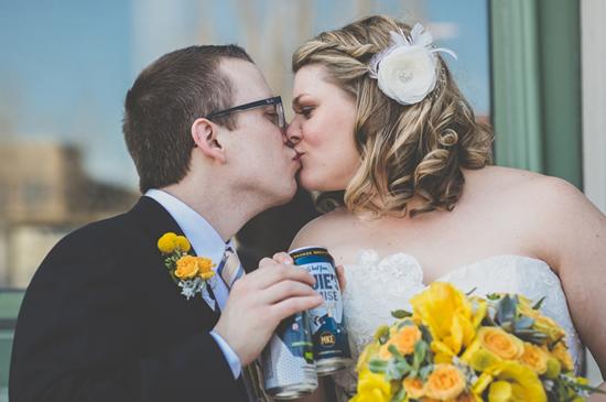 Milwaukee Wedding Beer