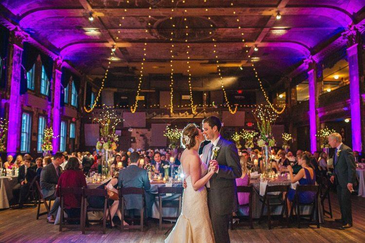 Turner Hall Wedding Milwaukee