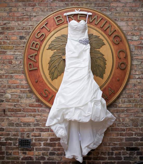 Wedding Dress Pabst