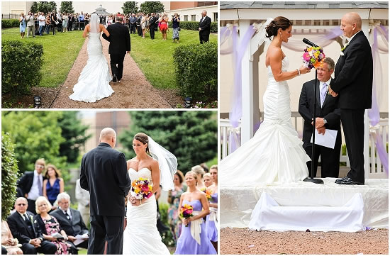 Downtown Milwaukee Outdoor Ceremony Location