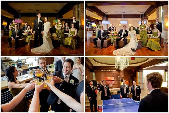 Intercontinental Milwaukee - Hotel lobby bar