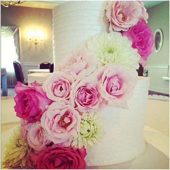 The Cake Lady - Milwaukee Wedding Cake - Instagram