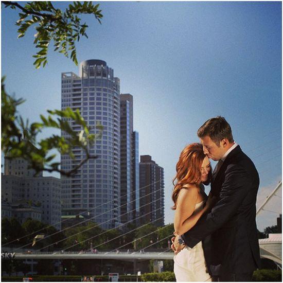 Front Room Photo - Instagram - Milwaukee Weddings