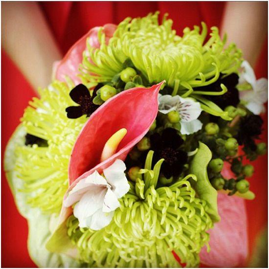 Milwaukee Wedding Flowers - Instagram - Feisty Flowers