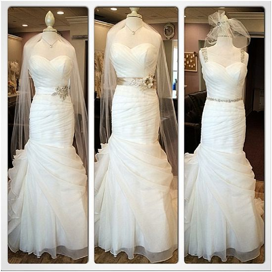 Milwaukee Wedding Instagram - Bucci's Bridal - Wedding Dress