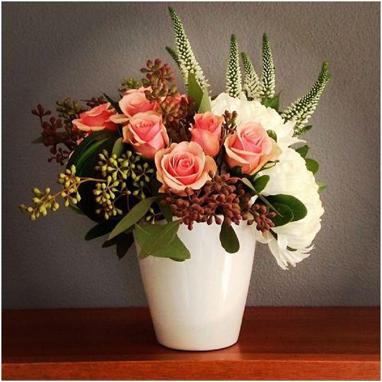 fresh design flowers - Milwaukee wedding flowers instagram