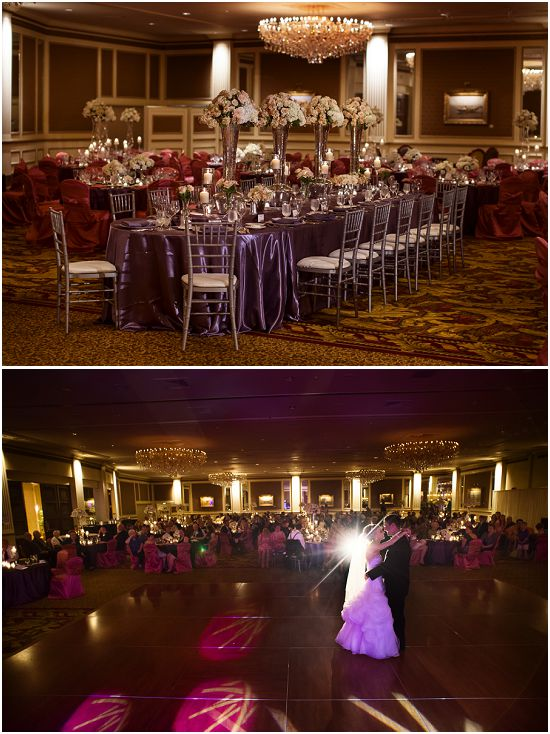 Dynamic Events by David Caruso Pfister Wedding