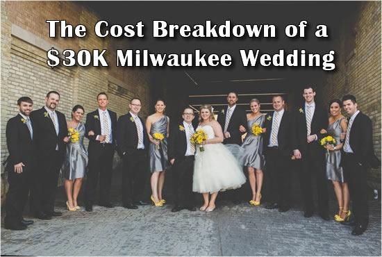 30,000 Milwaukee Wedding