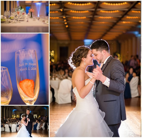 Marcus Center Wedding Reception