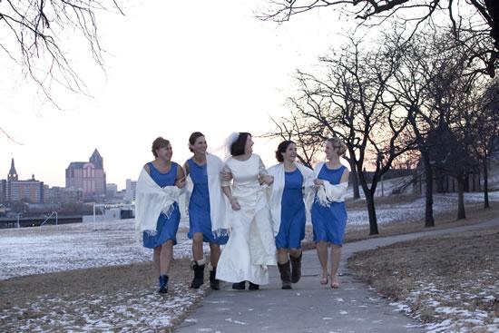 Milwaukee Bridesmaids