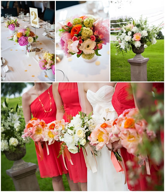 Average Cost Of Wedding Flowers 2014: A $22k Milwaukee Wedding At Tripoli Country Club