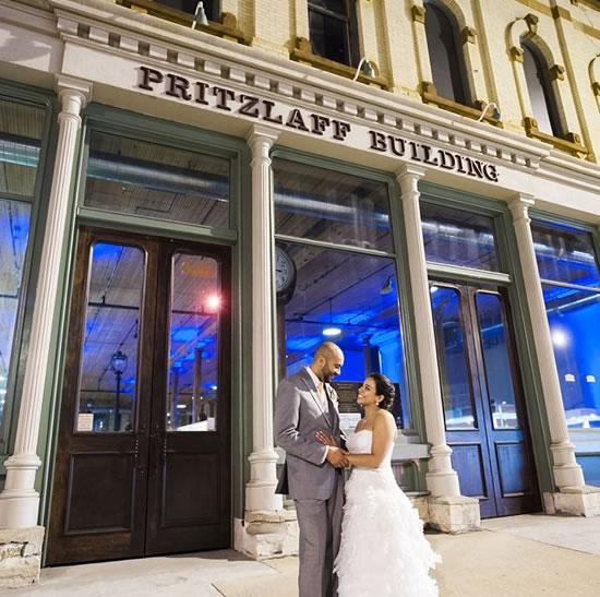 Pritzlaff Wedding