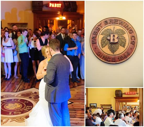 Pabst Brewery Wedding