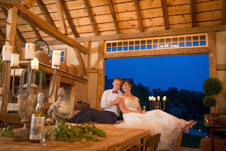 Ramhorn Farm Barn Weddings
