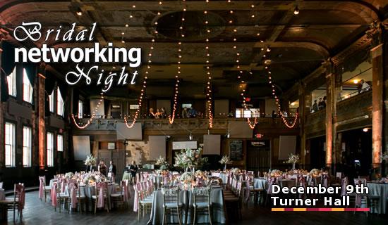 Turner Hall Bridal Networking Night