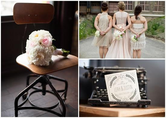 Iron Horse Hotel Wedding Flowers