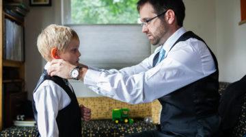Kid Friendly Milwaukee Wedding