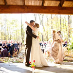 Schlitz Audubon Wedding