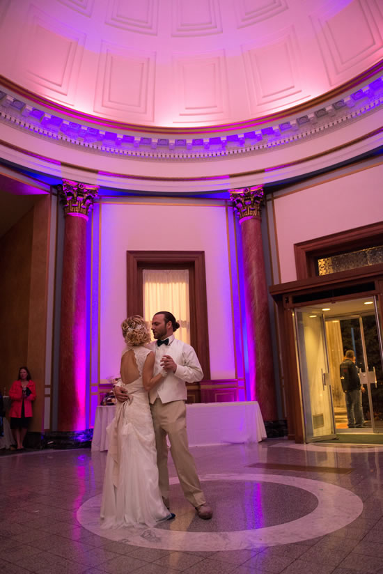 The Rotunda Waukesha Wedding Venue
