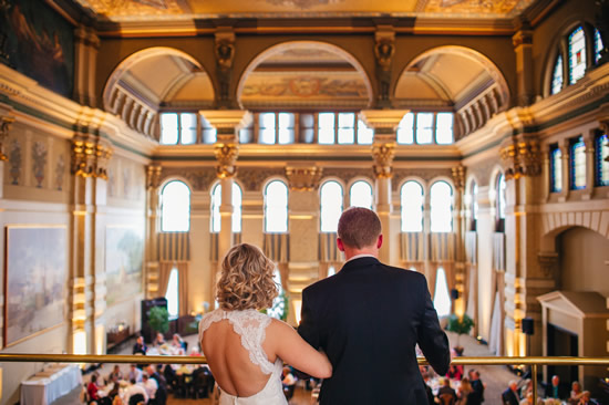 Grain Exchange Wedding