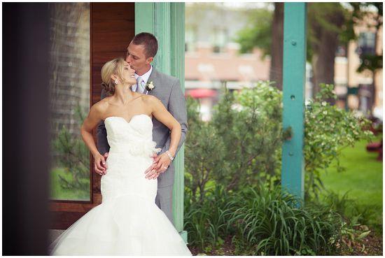 Milwaukee Wedding Photos - Third Ward