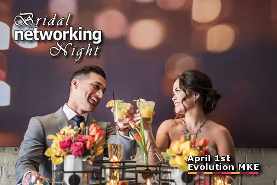 Bridal Networking Night at Evolution MKE
