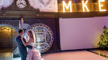 Milwaukee Historical Society Wedding