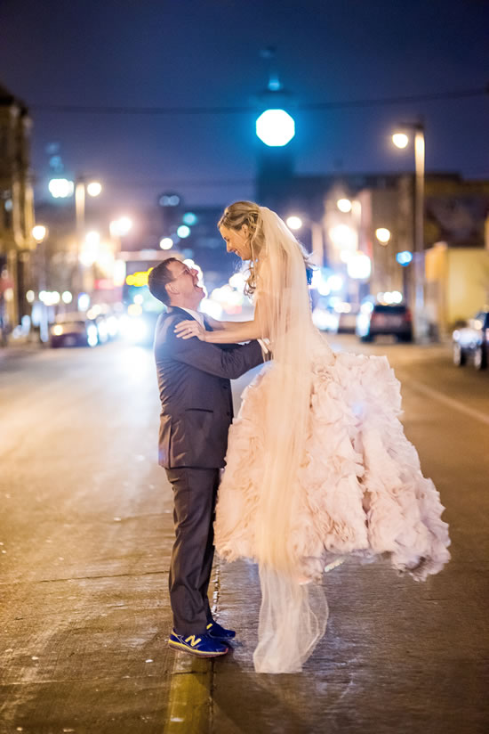 Polish Moon Wedding Photo
