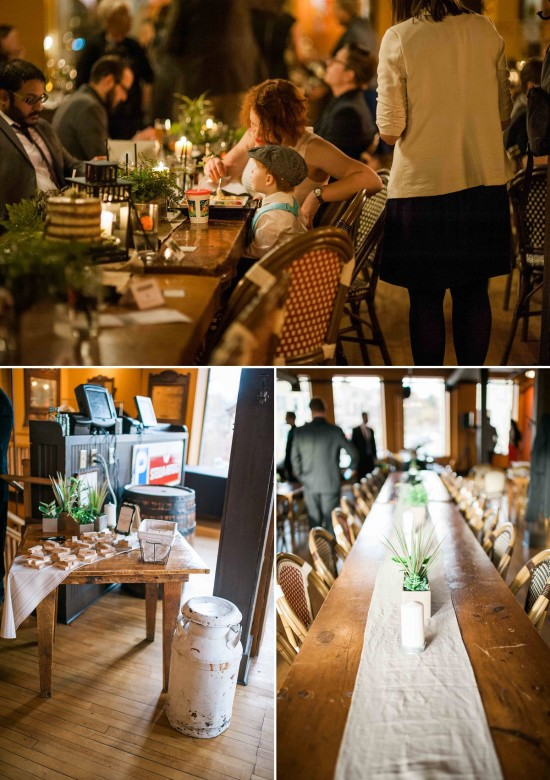 Cafe Hollander Wedding