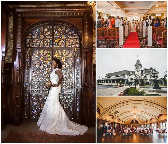 Reception Ceremony Held: A Wisconsin Club Wedding For $35K