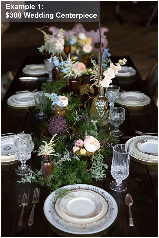 Wedding Centerpiece Costs