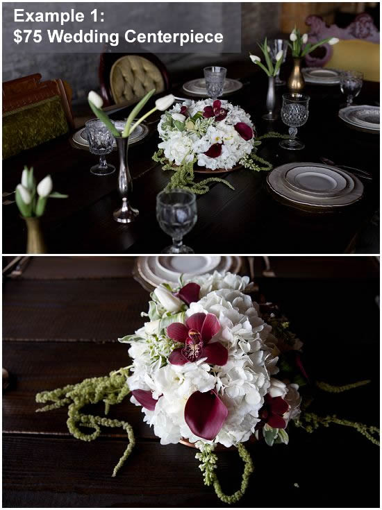 How much do wedding flowers cost in milwaukee marriedinmilwaukee how much do wedding centerpieces cost junglespirit Image collections