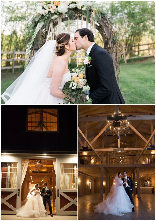 Rustic Manor Wedding