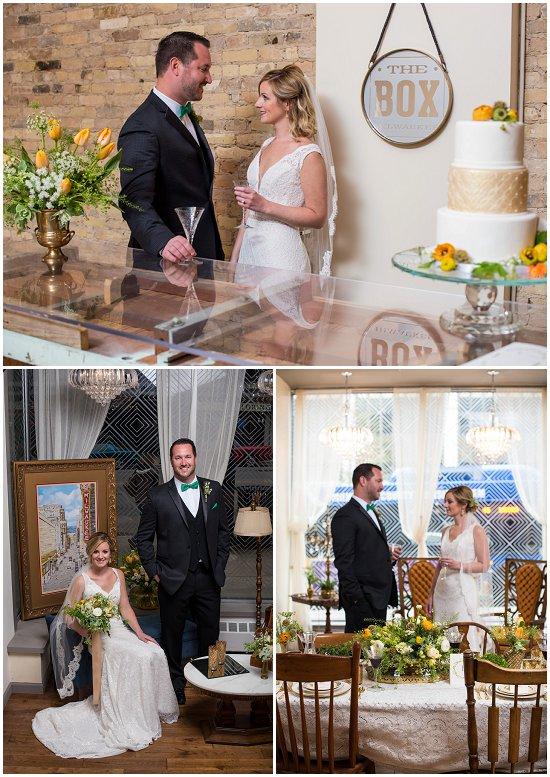 The Box Milwaukee Weddings