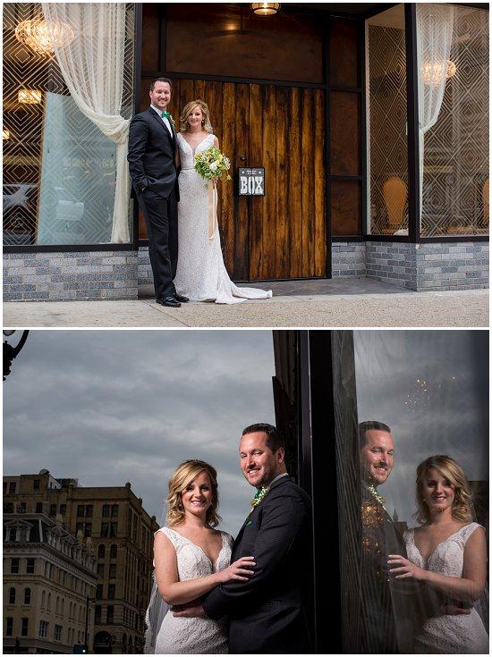 The Box Milwaukee Wedding