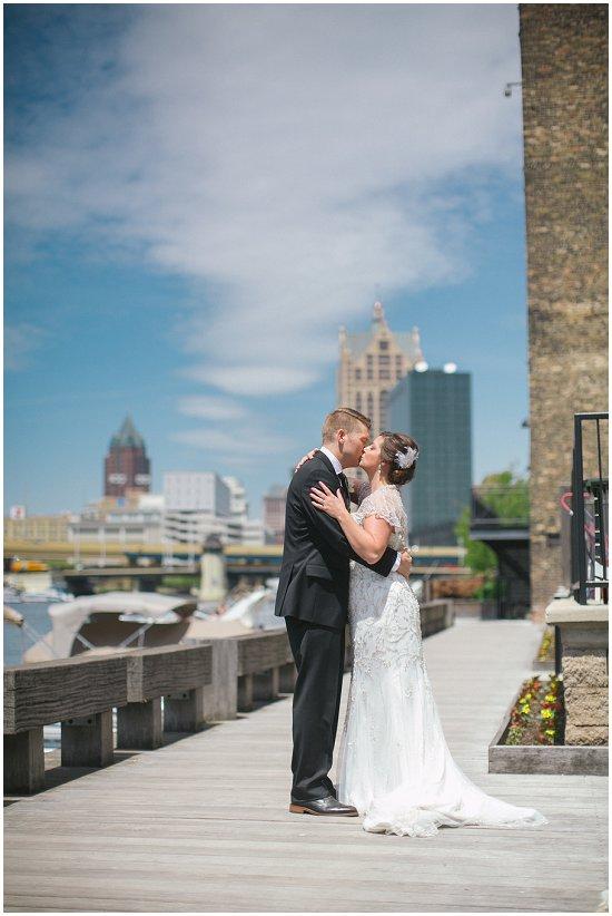 Downtown Milwaukee Wedding