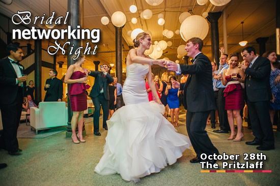 Bridal Networking Night at The Pritzlaff