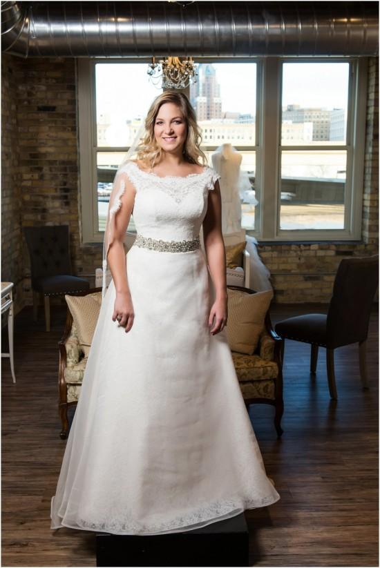 Robert Bullock Miss Ruby Wedding Dress