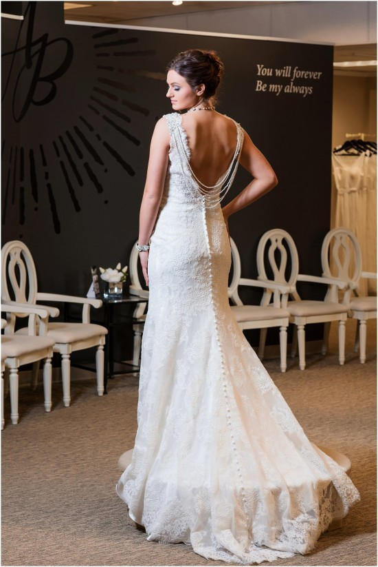 vintage inspired beaded dress wisconsin bridal shops