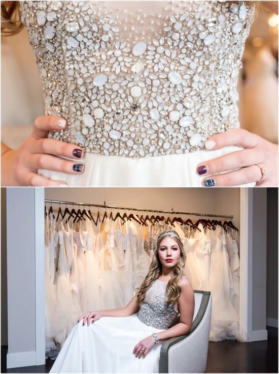 Milwaukee wedding dress - bliss brida