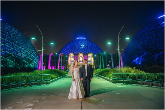 With Three Domes Each Their Own Climate Desert Tropical Temperate It S The Perfect Spot For A Milwaukee Wedding Anytime Of Year