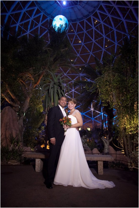 Milwaukee Domes Weddings