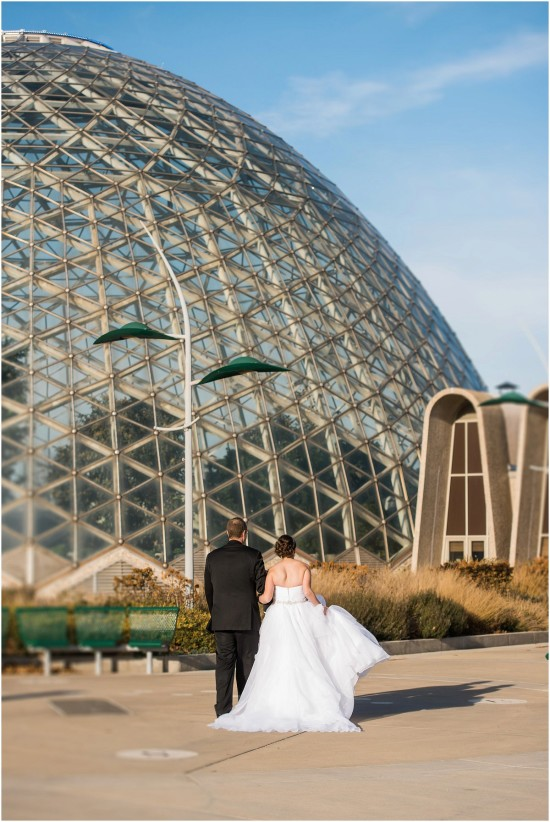 Mitchell Park Domes Weddings