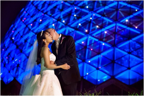 Outdoor Wedding Photos Domes Milwaukee
