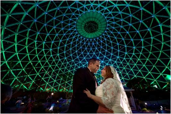 Milwaukee Domes Lighting