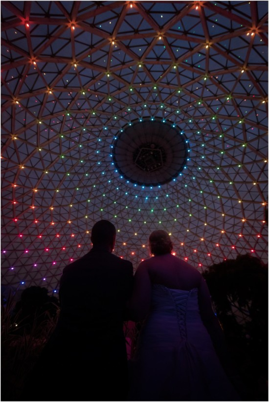 The Domes LED Lighting