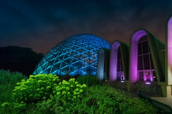 MIlwaukee Domes